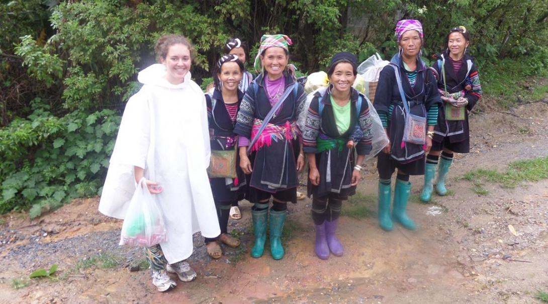 Leanne A in Vietnam